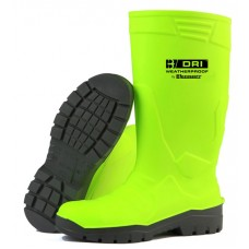 Beeswift Full Safety Fluoro Wellington Boot
