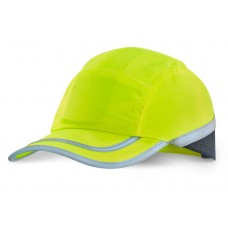 Beeswift Safety Baseball Cap with Retro Reflective Tape