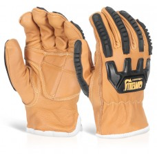 Beeswift Glovezilla Impact ARC Flash Drivers Glove (PK of 5)