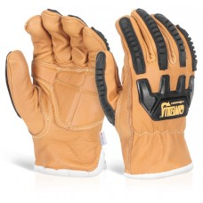 Beeswift Glovezilla Impact ARC Flash Thermal Drivers Glove (PK of 5)