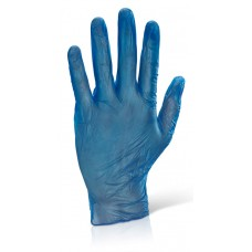 Beeswift Vinyl Disposable Gloves Powder Free Pack of 1000
