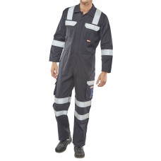 Beeswift ARC Navy Coverall