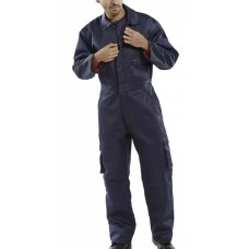 Beeswift Quilted Boiler Suit