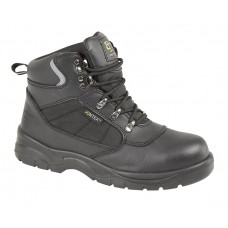 Grafters M161A Action Leather/Nylon Safety Boots