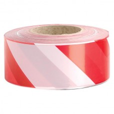 Zebra Tape Red/White