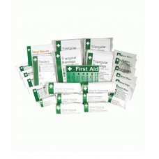 First aid kit refill pack