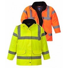 Hi-Viz ladies traffic jacket
