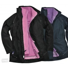 Portwest Elgin 3 in 1 Ladies Jacket