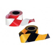 Portwest Barricade Warning Safety Tape (Pack of 18 Rolls)