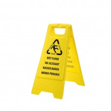 Portwest Euro Wet Floor Warning Sign A Frame