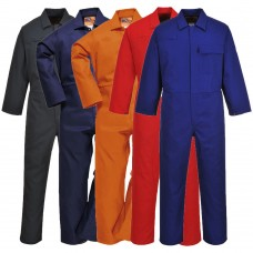 Portwest CE Safe-Welder Coverall Welding Overall Flame Resistant