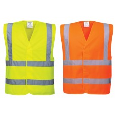 Portwest Two Band & Brace Vest