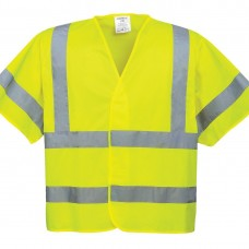 Portwest Hi-Viz Short Sleeved Vest