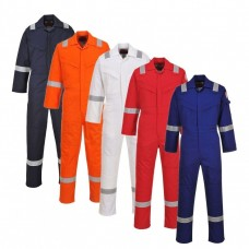Portwest Flame Resistant Anti-Static Coverall