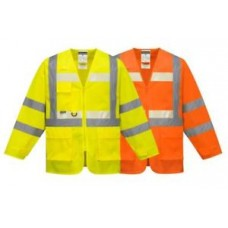 Portwest Glowtex Executive Jacket
