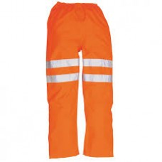 Portwest Hi-viz Traffic Trousers, RIS