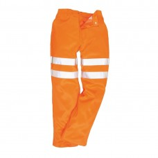 Portwest Hi-Viz Polo-cotton Trousers RIS