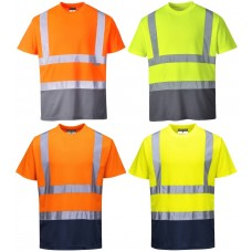 Portwest H-Viz Two Tone T-Shirt