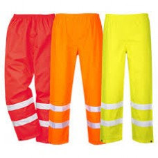 Portwest Hi-viz Traffic Trousers