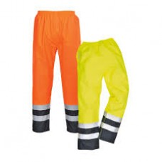 Portwest Hi-viz Two Tone Traffic Trousers