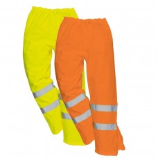 Portwest H Viz Breathable Work Trousers