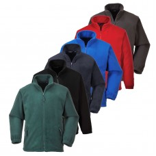 Portwest Argyll  Heavy Fleece Jacket