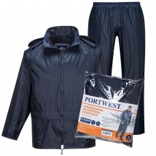 Portwest Essential Rainsuit (2 Piece set)
