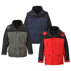 Portwest Orkney 3 in 1 Breathable Jacket