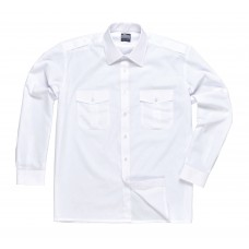 Portwest Pilot Shirt - Long Sleeves