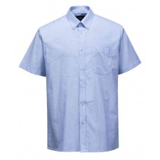Portwest Oxford Shirt - Short Sleeves