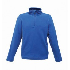 Regatta Men's Micro Zip Neck Fleece Top