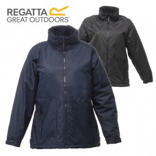 Regatta Hudson Ladies Fleece Lined Waterproof Windproof Outdoor Jacket
