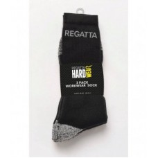 Regatta Hardwear 3 Pack Workwear Socks