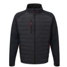 Tuff Stuff Snape Ripstop Nylon and Soft shell Jacket