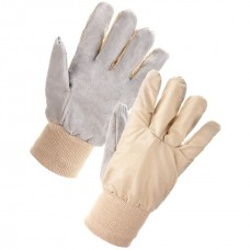 Cotton Chrome Gloves